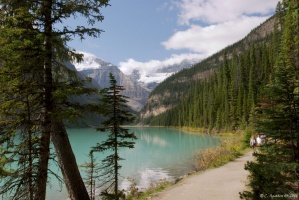 Tour du Lac Louise