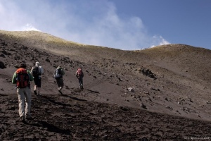 Ascension de l'Etna (3)
