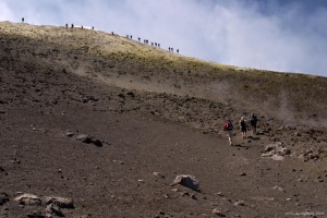 Ascension de l'Etna (4)